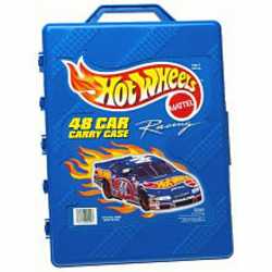 Hot Wheels 48 Car Vehicle Carry Case