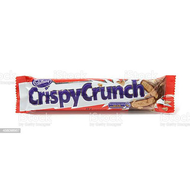 Cadbury Crispy Crunch Chocolate Bar