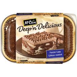 McCain Deep 'n Delicious Marble Cake