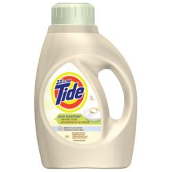 Tide 2X Ultra Pure Essentials Baking Soda in White Lilac