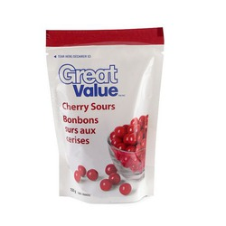 Great Value Cherry Sours