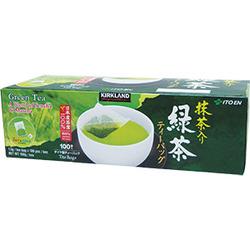 Kirkland Brand Japanese Green Tea