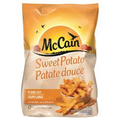 McCain Sweet Potato Plank Cut Fries