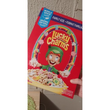 Lucky Charms Cereal reviews in Cereal