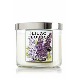 Bath & Body Works Lilac Blossom Candle