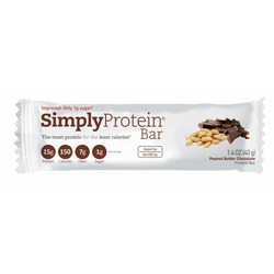 SimplyProtein Peanut Butter Chocolate Protein Bar