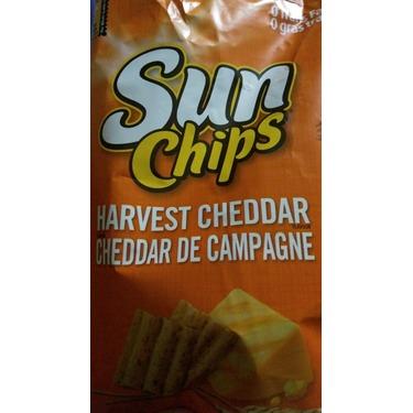 SunChips Harvest Cheddar (Cheddar De Campagne)