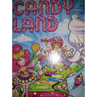 Hasbro's Candy Land