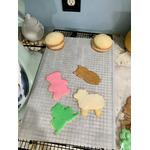 Wilton Cake Decorating Set 8 Icing Gel Colours