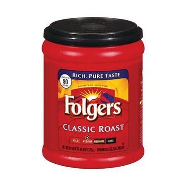 Folgers Classic Roast Coffee