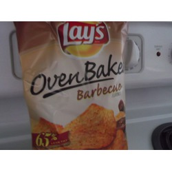 Lay's Oven Baked Barbecue Chips