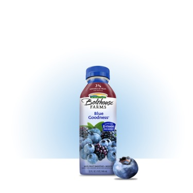 Bolthouse Blue Goodness Smoothie