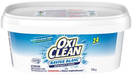 Oxiclean White Revive Laundry Stain Remover Powder