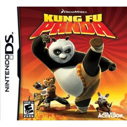Kung Fu Panda DS Game