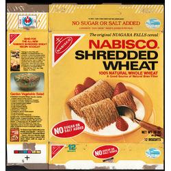 Nabisco Shredded Wheat