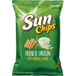 SunChips French Onion (Oignon a la Francaise)