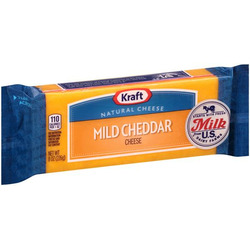 Kraft Brick Cheese