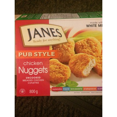 Janes Pub Style Chicken Nuggets