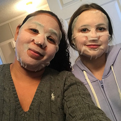 Sephora  Collection Honey Mask
