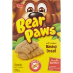 Dare Bear Paws Banana Bread