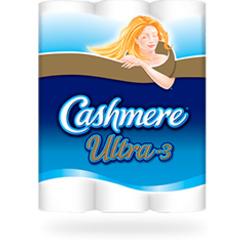 Cashmere Ultra 3 Ply Bathroom Tissue