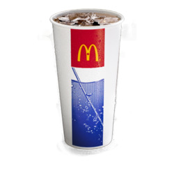 McDonald's Nestea Iced Tea