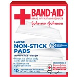 BAND-AID NON-STICK PADS