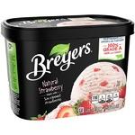 Breyers Strawberry Frozen Dessert