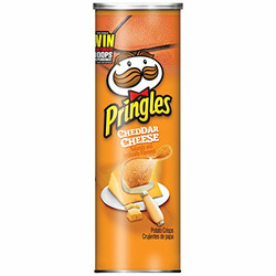 Pringles Cheddar Cheese Chips
