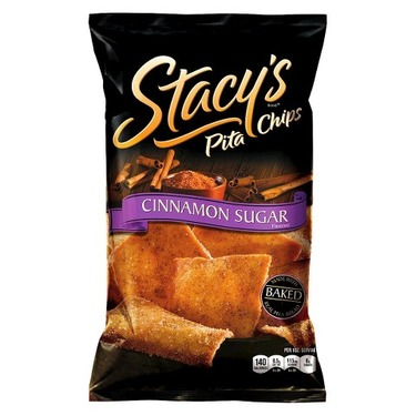 Stacy's Pita Chips Cinnamon Sugar