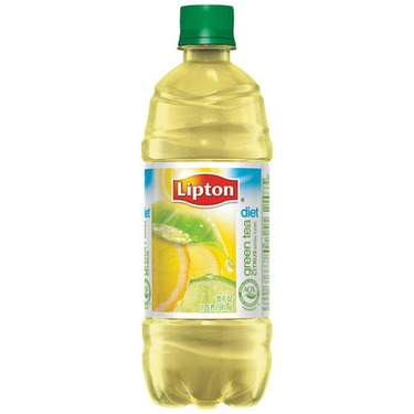Lipton Diet Citrus Green Tea