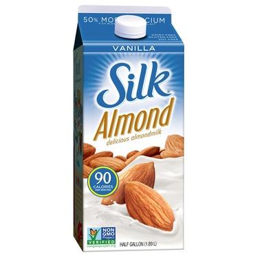 Silk Vanilla Almondmilk