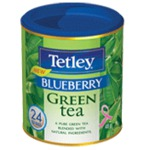 Tetley Blueberry Green Tea