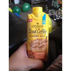 Gevalia Iced Almond Coffee