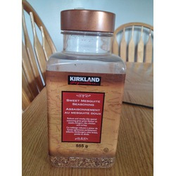 Kirkland Sweet Mesquite Seasoning
