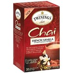 Twinings Chai  French Vanilla