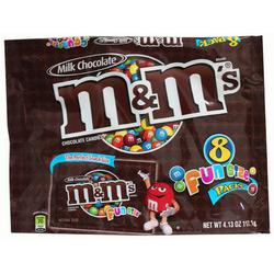 M & M FUNSIZE PACK