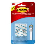 3M Command Clear Medium Wire Hooks