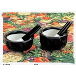 HIC Porcelain Mortar and Pestle, 3.5-inch