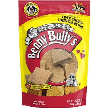 Benny Bully's Liver Chops