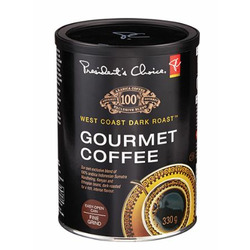 President's Choice West Coast Dark Roast Gourmet Coffee