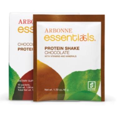 Arbonne Essentials protein shake