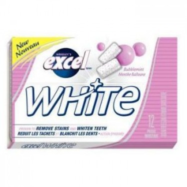 EXCEL WHITE BUBBLEMINT