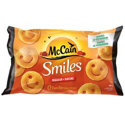 McCain Smiles