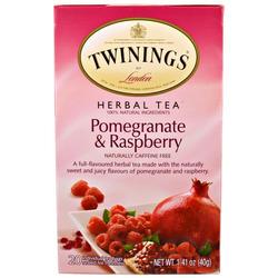 Twinings Herbal Tea in Pomegranate & Raspberry