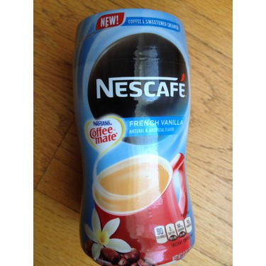 Coffee-mate French Vanilla Liquid Creamer