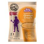 Orange Cream Kidz Kreamz Frappé Mix