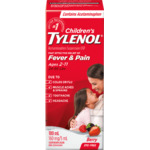 Tylenol Children's Fever & Pain