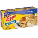 Eggo Blueberry Pancakes