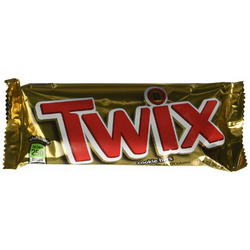 Twix-Chocolate Caramel Cookie Bars